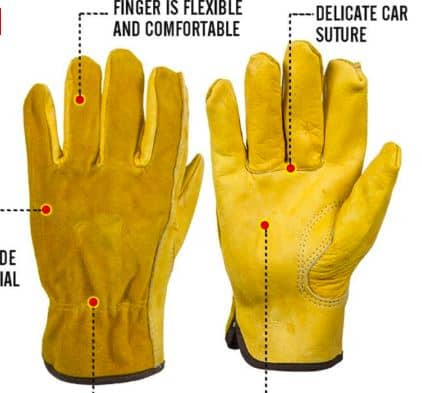 Best Gardening Gloves for Your Vegetable Garden
