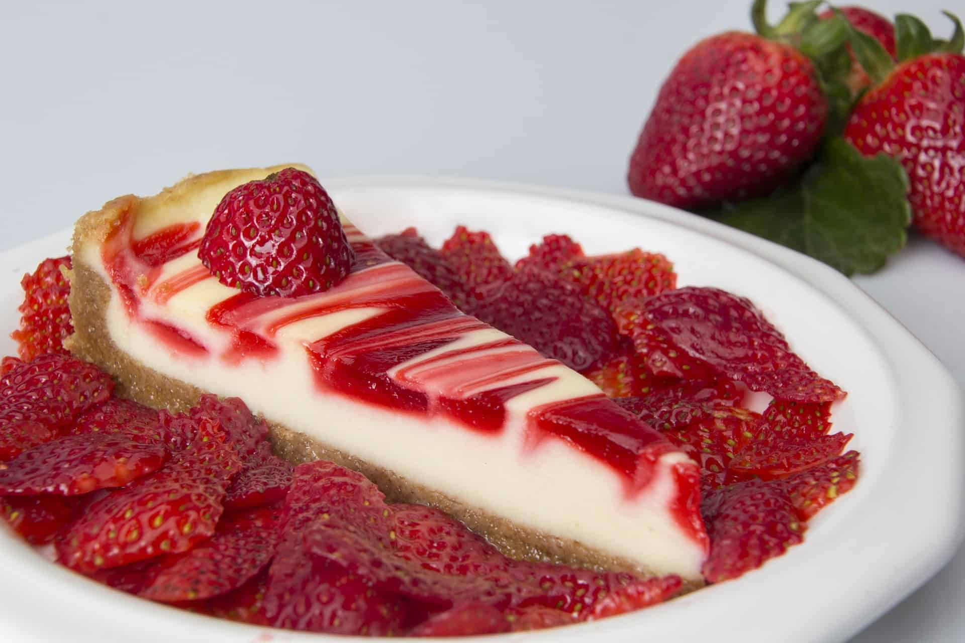 Home Made Cheese Cake Recipe: Simple Ingredients