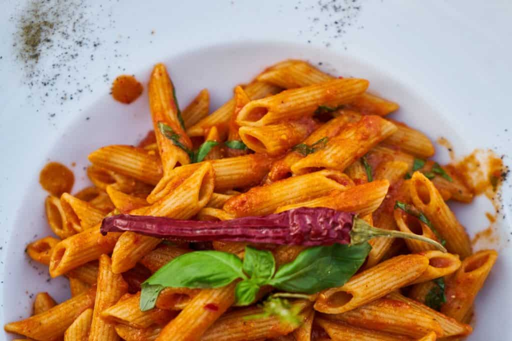 List Of Popular Vegan Pasta Recipes