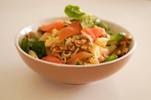 Pasta Salad A Dish Full Of Nutrients And Low On Fat