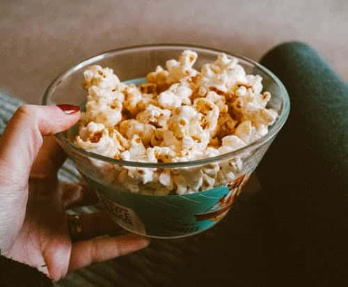 To Have Or Not To Have Popcorn While On A Vegan Diet o Draft